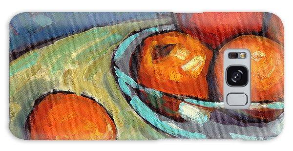 Bowl Of Fruit 2 Galaxy Case