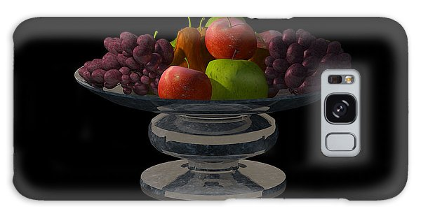 Bowl Of Fruit... Galaxy Case