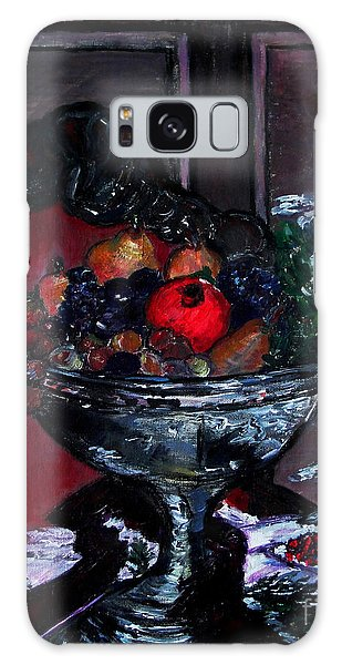 Bowl Of Holiday Passion Galaxy Case