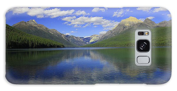 Bowman Lake Montana Galaxy Case