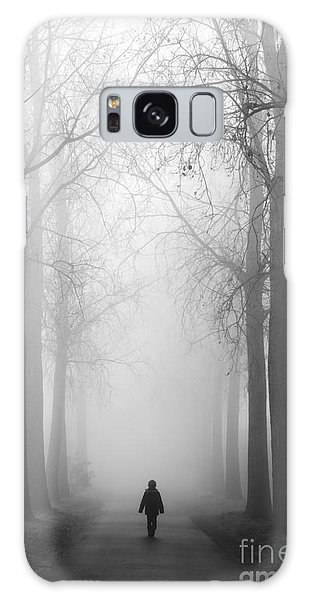 Boy In The Fog Galaxy Case
