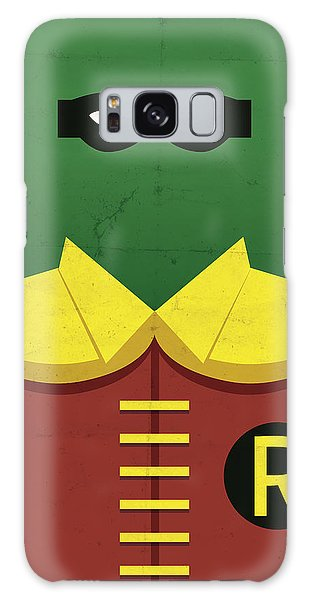 Boy Wonder Galaxy Case by Michael Myers