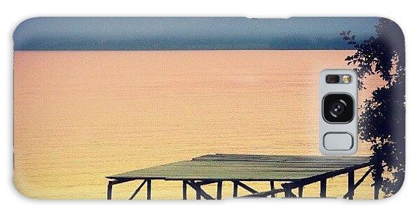 Bracciano' S Lake Galaxy Case