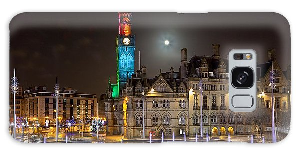 Bradford City Hall In The Evening Galaxy Case
