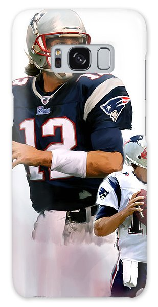 Brady II  Tom Brady Galaxy Case