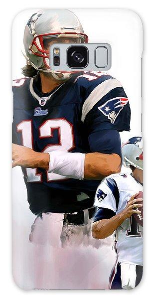 Brady II  Tom Brady Galaxy Case