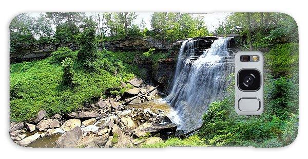 Brandywine Falls Gorge Galaxy Case