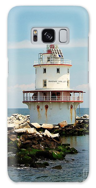 Brandywine Shoal  Lighthouse Galaxy Case