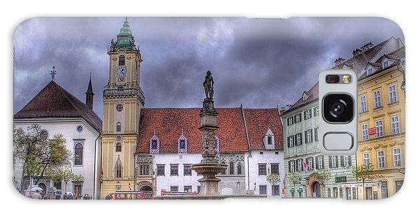 Bratislava Old Town Hall Galaxy Case