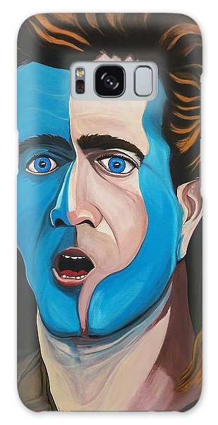 Brave Heart  Mel Gibson Galaxy Case