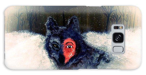 Bravewolf 2 Galaxy Case by Ayasha Loya