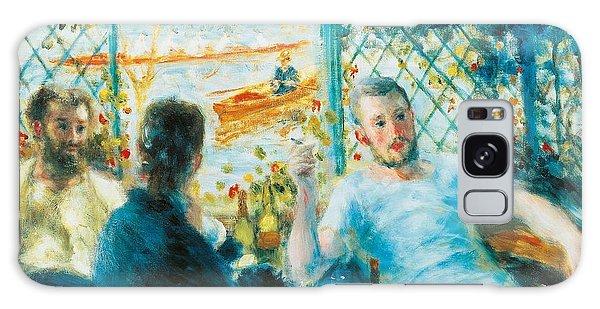 Art Institute Galaxy S8 Case - Breakfast By The River by Pierre-Auguste Renoir