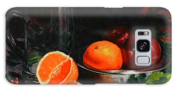 Breakfast Fruits, Peru Impression Galaxy Case