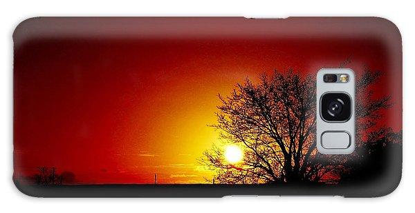 Breaking Dawn Galaxy Case by Amar Sheow