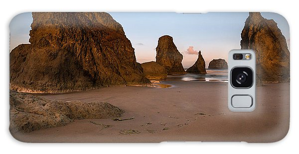 Breaking Light In Bandon Galaxy Case by Tim Bryan