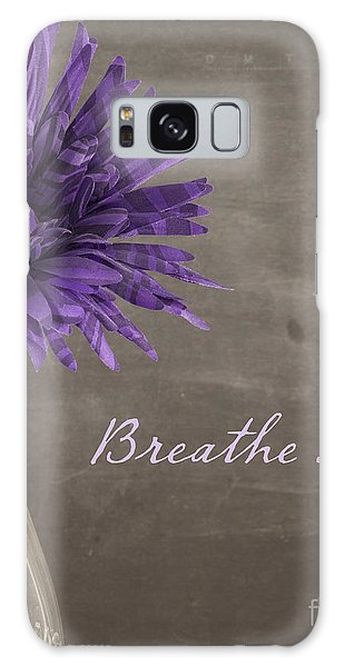 Breathe Galaxy Case - Breathe by Juli Scalzi