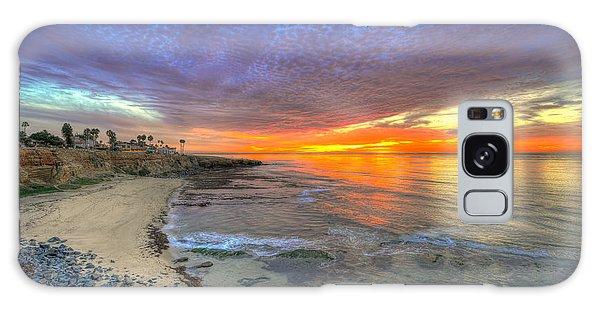 Breathtaking Sunset Galaxy Case