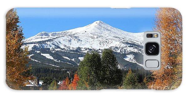 Breckenridge Colorado Galaxy Case by Fiona Kennard