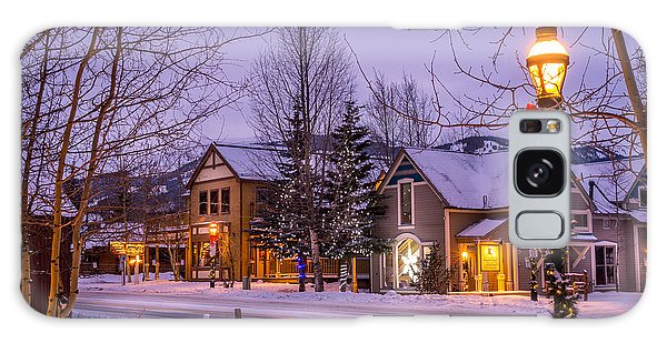 Breckenridge Colorado Galaxy Case