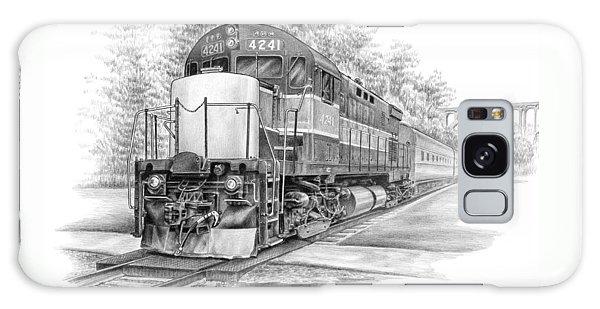 Brecksville Station - Cuyahoga Valley National Park Galaxy Case by Kelli Swan