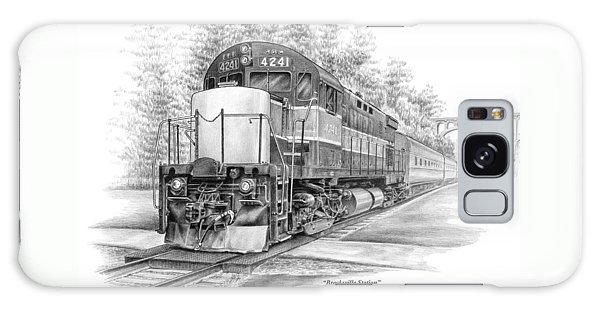 Brecksville Station - Cuyahoga Valley National Park Galaxy Case