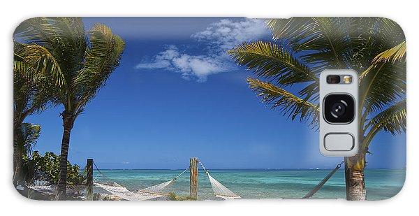 Atlantic Ocean Galaxy Case - Breezy Island Life by Adam Romanowicz