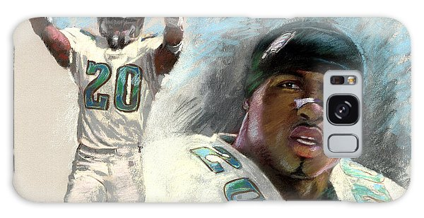 Brian Dawkins Galaxy Case by Viola El