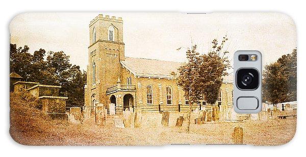 Brick Church In Montgomery Galaxy Case