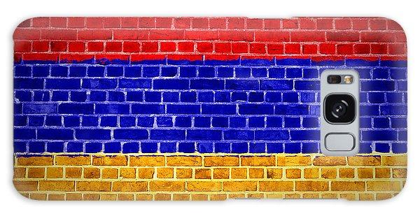 Brick Wall Armenia Galaxy Case