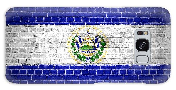 Brick Wall El Salvador Galaxy Case