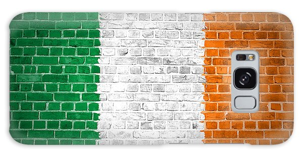 Brick Wall Ireland Galaxy Case