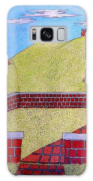 Bricks Y Casa El Lado Galaxy Case