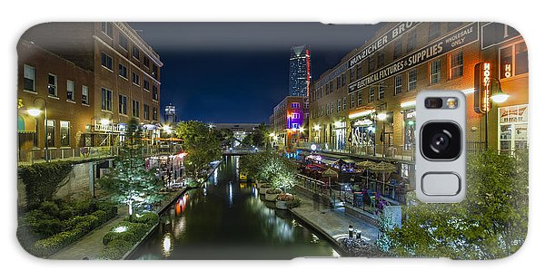 Bricktown Canal Galaxy Case