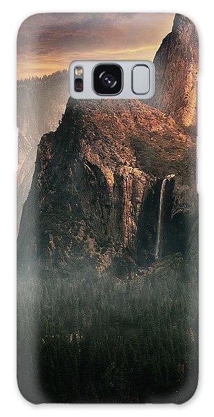 Usa Galaxy Case - Bridalveil Fall, Yosemite by David George