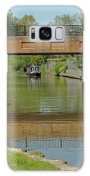 Bridge 238b Oxford Canal Galaxy Case by Tony Murtagh