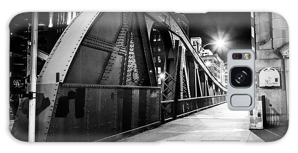 Bridge Arches Galaxy Case by Melinda Ledsome
