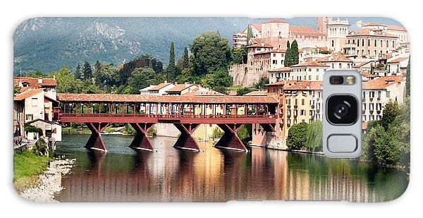 Bridge At Bassano Del Grappa Galaxy Case