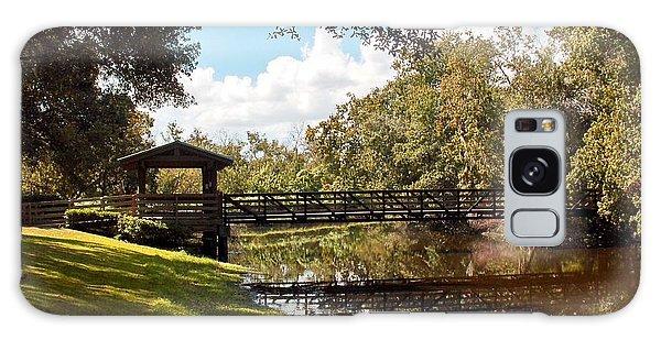 Bridge At Sawgrass Park Galaxy Case