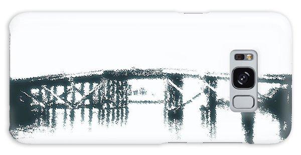 Bridge City Bridge Galaxy Case by Max Mullins