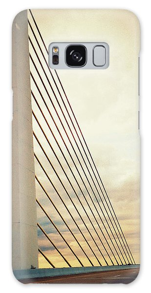 Bridge Crossing The River Galaxy Case