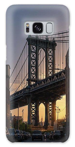 Usa Galaxy Case - Bridge by David Mart?n Cast?n