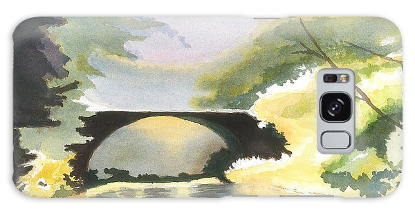 Bridge In Shadows Galaxy Case