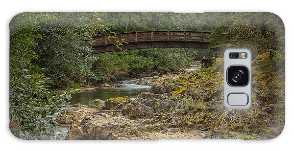 Bridge In The Woods Galaxy Case