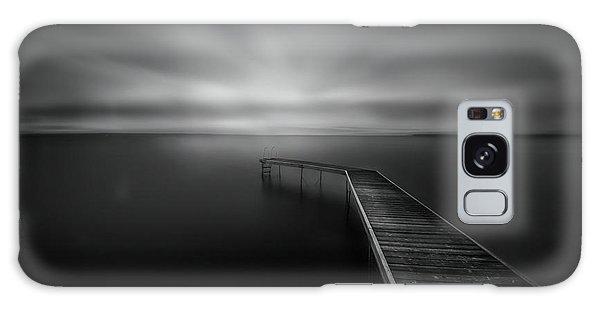 Pier Galaxy Case - Bridge by Larry Deng