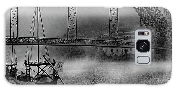 River Galaxy Case - Bridge Over Douro by Fernando Jorge Gon?alves