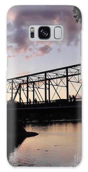 Bridge Scenes August - 1 Galaxy Case
