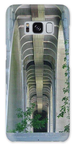 Bridge Spine Galaxy Case by Bruce Carpenter