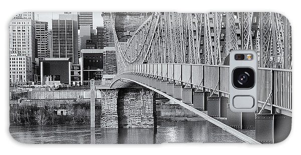 Bridge To Cincinnati Galaxy Case