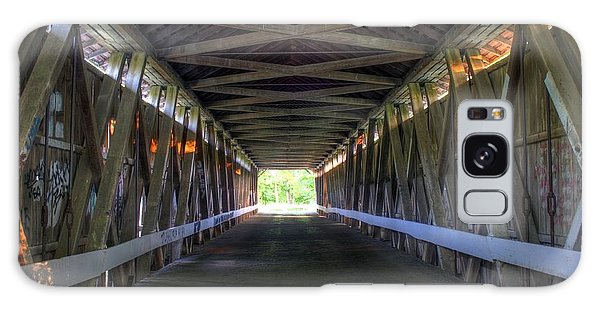 Bridge To Green Galaxy Case