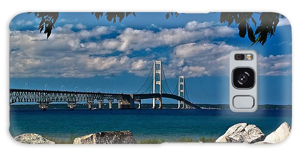 Bridge To The U.p. Galaxy Case